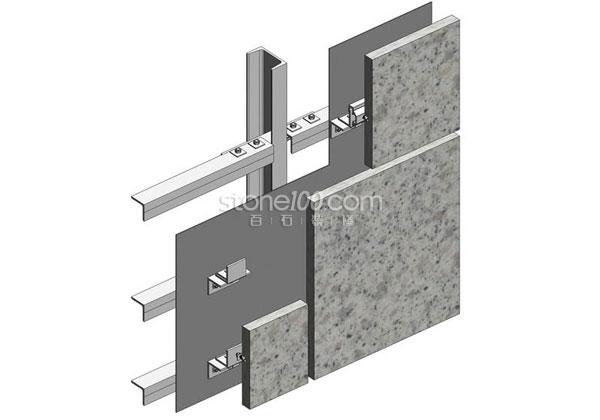 石材幕墙关键设计节点总结